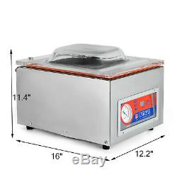 120W 22 Commercial Vacuum Sealer Sealing Machine Packaging Seal System Packing
