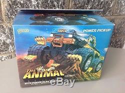 1984 GALOOB#The Animal 4X4 Claws Power Pickup Nib Sealed Box Rare G1