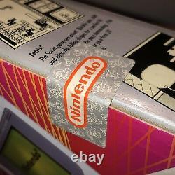 1992 NINTENDO GAME BOY System DMG-01 USA Factory Sealed NEW Original Seal RARE