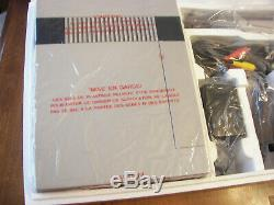 1st print NES Action Set brand new in box complete nintendo system sealed nib
