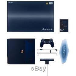 500 Million Playstation 4 console. Brand new and sealed. Ps4. Only 50000 made