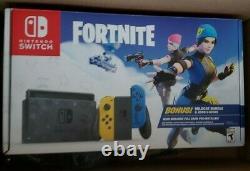 ASAP PICKUP & DELIVERY Nintendo Switch Fortnite Wildcat Bundle New Sealed V Buck