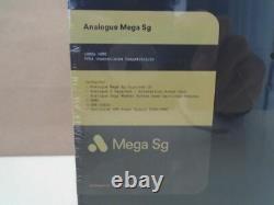 Analogue x Hyperdub Mega Sg Console NT mini noir pocket super ghostly New Sealed