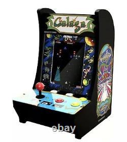 Arcade1Up GALAGA CounterCade BRAND NEW SEALED SHIPS NOW