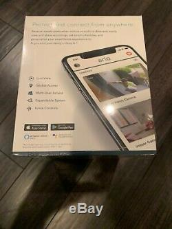 Arlo Ultra 4K UHD Wire-Free Security 3 Camera System Brand new SEALED