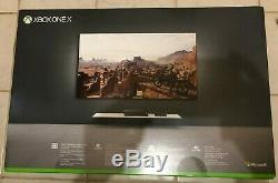 BRAND NEW FACTORY SEALED XBOX One X 1TB Console Bundle with PUBG Game