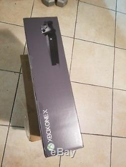 BRAND NEW SEALED Microsoft Xbox One X 1TB Black Console