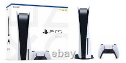 BRAND NEW SEALED Sony PlayStation 5 Console Disc Edition IN HAND SHIPS ASAP