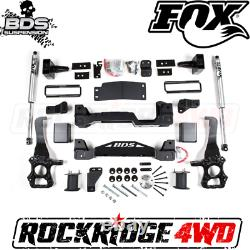 Bds 6 Suspension Lift Kit System For 2015-20 Ford F150 4wd W Fox Shocks 1532h