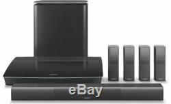 Bose Lifestyle 650 Home Theater System Black BRAND NEW FACTORY SEALED