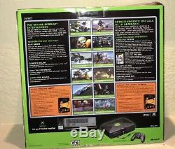 Brand New Sealed Original Xbox Console NTSC