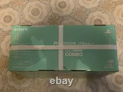 Brand New Sealed PS One Playstation One Dual Shock withScreen Console Boxed PAL