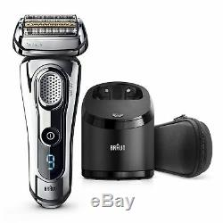 Braun Series 9 9295cc Electric Shaver + Clean and Charge System New Sealed