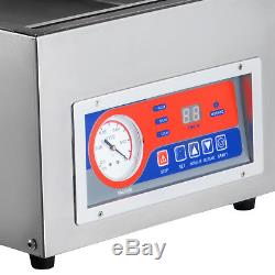Commercial 22 Vacuum Sealer Machine Vacuum Seal System Food Fruit
