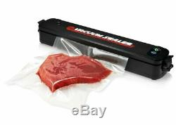 Commercial Food Saver Vacuum Sealer Machine Seal A Meal Foodsaver Sealing System