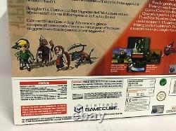 Console Gamecube Zelda Wind Waker Pak Limited Edition Platino New Factory Sealed