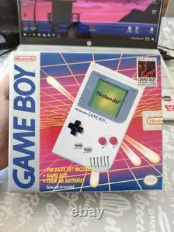 Console Nintendo Gameboy Classic Sealed