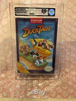Disney's DuckTales (Nintendo Entertainment System, 1989) NEW SEALED H-SEAM GRAD