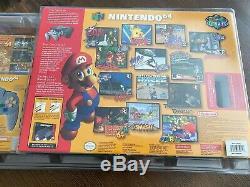 Double Sealed Nintendo 64 Donkey Kong Costco Bundle Rare Ready For Wata VGA
