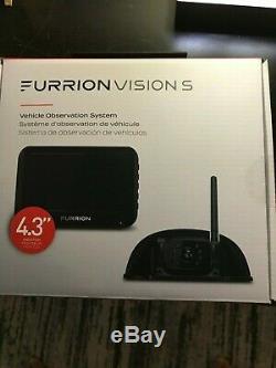 Factory Sealed Furrion Vision S Fos43tasf, 4.3 Observation Camera System