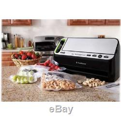 Food Saver Vacuum Sealer Foodsaver Bags Seal Sealing System V4400 Series Machine