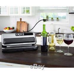 Food Saver Vacuum Sealer Foodsaver Seal Sealing System Machine Bags V5480 New