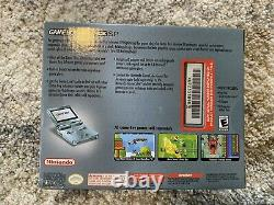 Gameboy Advance SP AGS-101 Mint Sealed New CIB