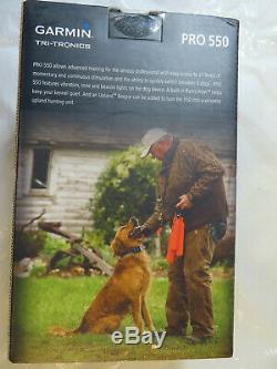 Garmin Tri-tronics Pro 550 Dog Training System 010-01202-00 Brand New, Sealed