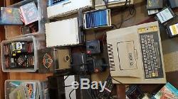 Huge Atari Lot, 2600, 5200, 520ST, 400, Sega, Video Consoles & Games+ NIB Sealed