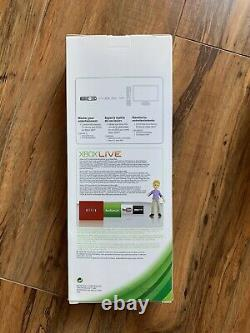 Huge XBOX 360 Kinect Console 250gb Bundle With 5 Games (Brand New Factory Sealed)