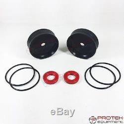 John Bean EHP System Rim Clamp Tire Changer Turn Table Cylinder Rebuild Seal Kit