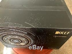 KEF LS50 Wireless Nocturne Edition NewithSealed Condition Active Music System