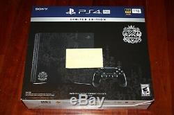 Kingdom Hearts III Limited Edition PS4 Pro 1 TB US Console NEW SEALED GAMESTOP