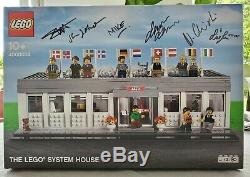 LEGO Inside Tour Exclusive Set 2019 The Lego System House 4000034 SEALED