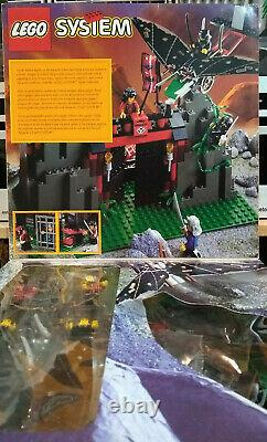 LEGO System Ninja Robber's Retreat (6088) Brand NewithSealed in Box
