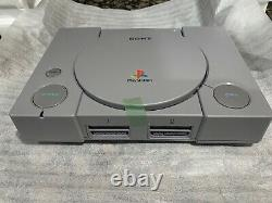 Launch Edition PlayStation 1 Console SCPH-1001 Brand New Rare HTF Factory Sealed
