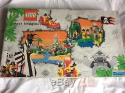 Lego 6292 Enchanted Island Islanders Sealed Lego Pirates Rare System Vintage