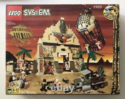 Lego System 5988 Pharaoh's Forbidden Ruins NEW SEALED Adventurers Vintage 1998