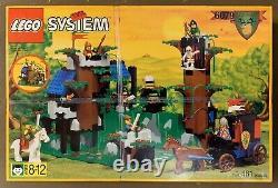 Lego System 6079 Dark Forest Fortress, Brand New & Sealed (Vintage 1996)
