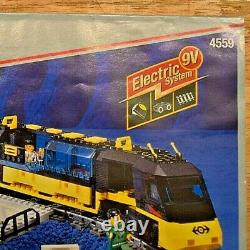 Lego System 9V Train Set 4559 Cargo Railway Complete and Sealed! New Old Stock