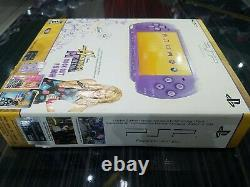 Lilac Hannah Montana Sony PSP System Console NEW Factory Sealed 3000