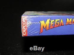 Mega Man 5 (Nintendo Entertainment System, 1992) OOP Factory Sealed