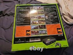Microsoft Original Xbox Black Console Sealed