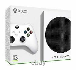 Microsoft XBOX SERIES S New Sealed X Box Game Console SHIPS EXPRESS TODAY