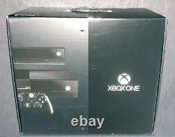 Microsoft Xbox One (DAY ONE EDITION) Factory Sealed 500 GB Console with Kinect
