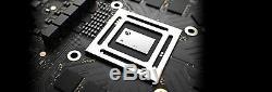 Microsoft Xbox One X 1TB Black Console Original New Sealed UK Stock Free Postage