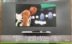 Microsoft Xbox One X 1TB Console NBA 2K19 Bundle (NEW, Sealed)