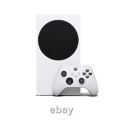 Microsoft Xbox Series S 512GB Video Game Console White SEALED