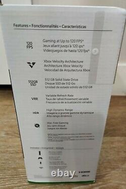 Microsoft Xbox Series S 512 GB NEW SEALED FREE OVERNIGHT SHIPPING