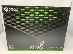 Microsoft Xbox Series X 1TB Video Game Console BUNDLE FACTORY SEALED NEW READY